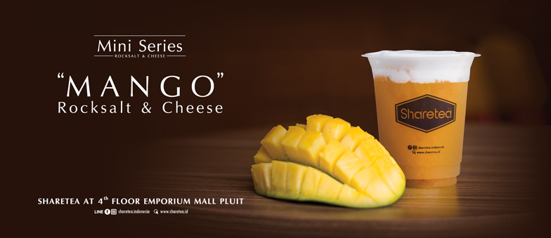 Manggo Rocksalt & Cheese