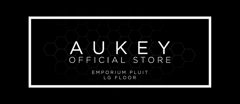 NOW OPEN: Aukey Indonesia