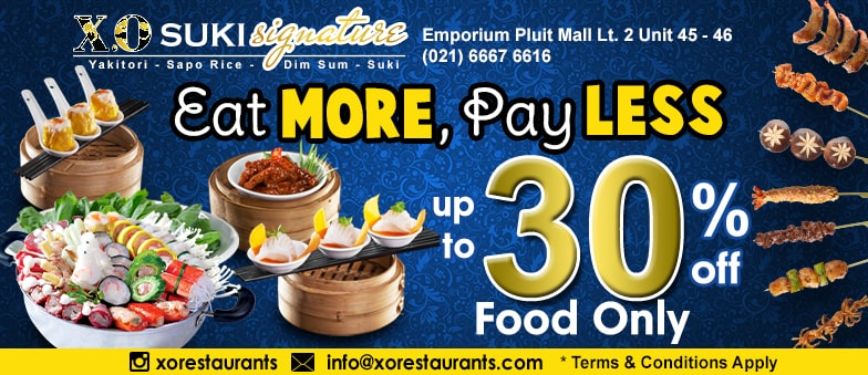 Welcome To Emporium Pluit